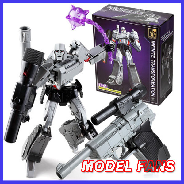MODEL FANS INFINITE BMB Transformation Galvatron MGTron IT-01 KO MP36 MP-36 Emperor of Destruction it01 Action Figure Robot Toys цена