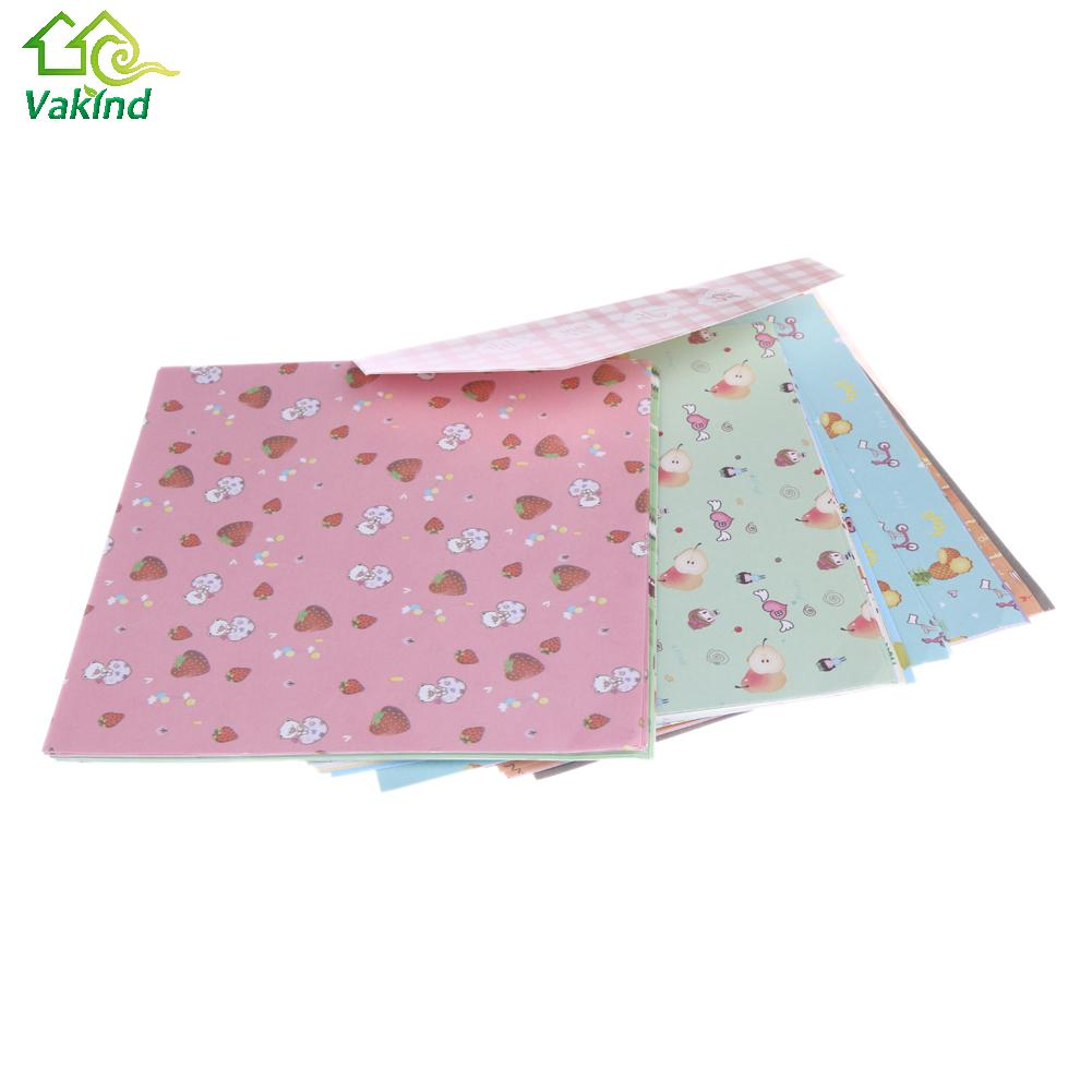 popular patterned sheetsbuy cheap patterned sheets lots from  -  sheets xcm mix color square  kinds of patterns paper craft origamifolding paper flower