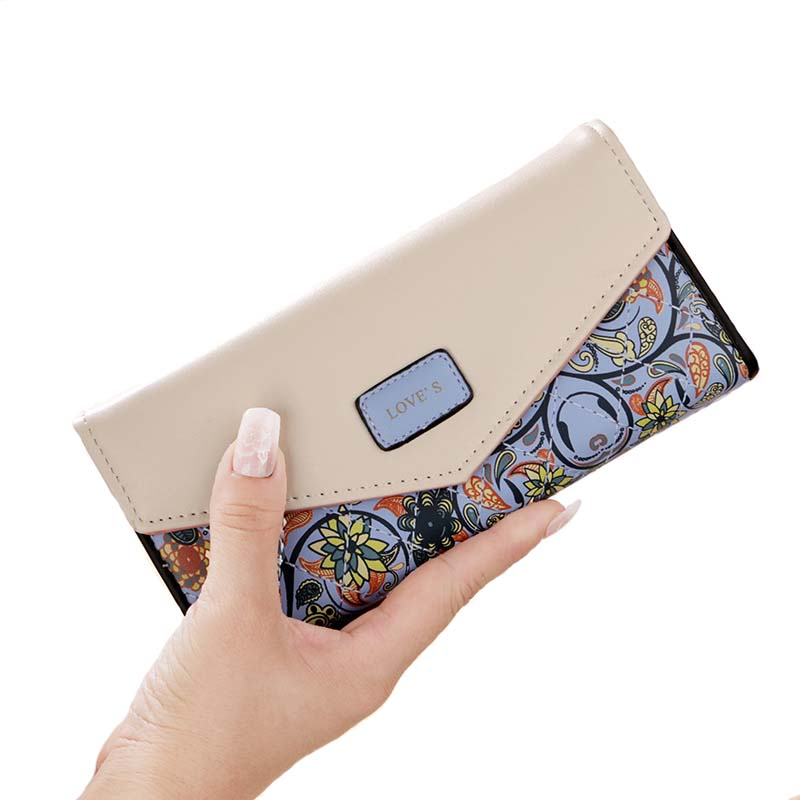2017 Fashion leather women wallets good quality women bags ID card holders long style female purse bolsa wallet coin keeper dragons 66551 дрэгонс маленькая фигурка дракона в ассортименте