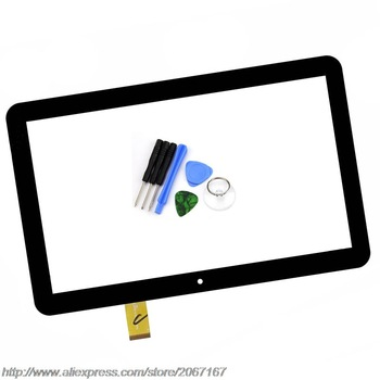 10.1 inch Touch Screen for Digma Optima 10.4 3G TT1004PG Tablet Digitizer Sensor Replacement Free Shipping