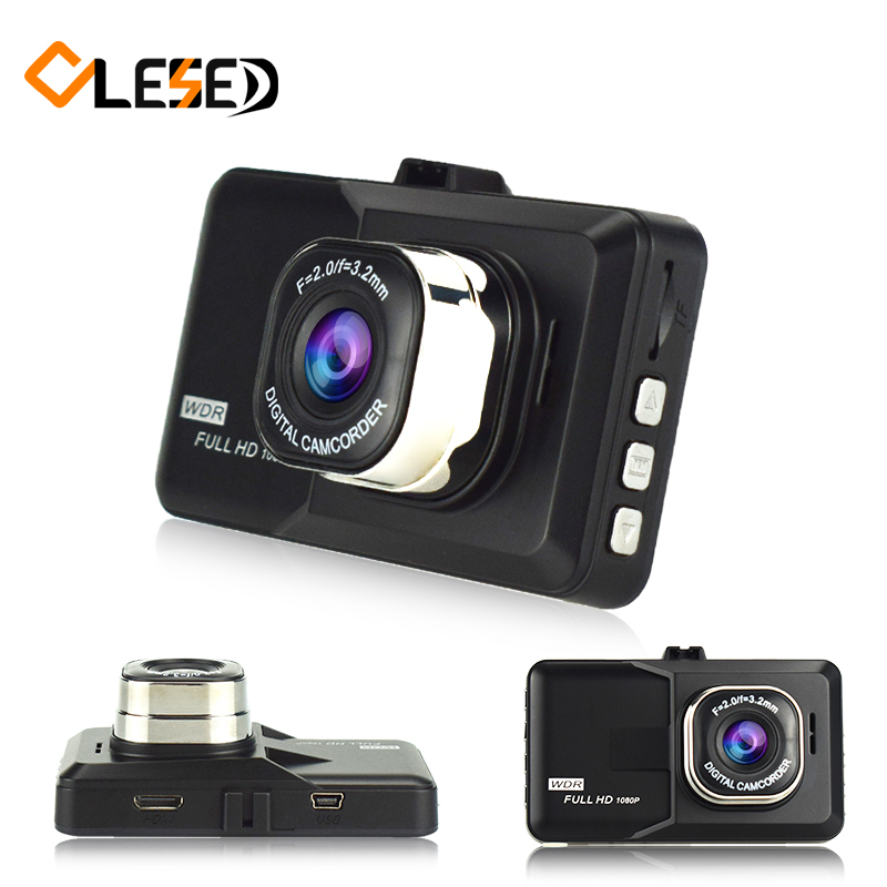 Mini Car Dvr Dash Camera Vehicle Auto Dashcam Recorder Registrator Dash Cam Night Vision In Car Video Camera Full Hd