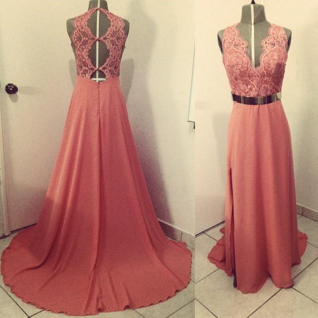 Como hacer un vestido de noche largo