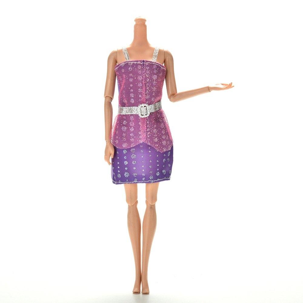 Куклы платье с поясом