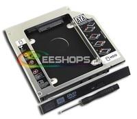 Mejor para HP Probook 4530 s 4540 s 4520 s 4430 s Laptop segundo HDD SSD Caddy Segunda Unidad de Disco Duro Caja Caso DVD Optical Bay NUEVA
