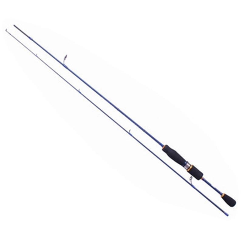 ФОТО UL Action 1.8M Fishing Spinning Rod 2-6g Lure Weight Ultralight Spinning Lure Fishing Rods