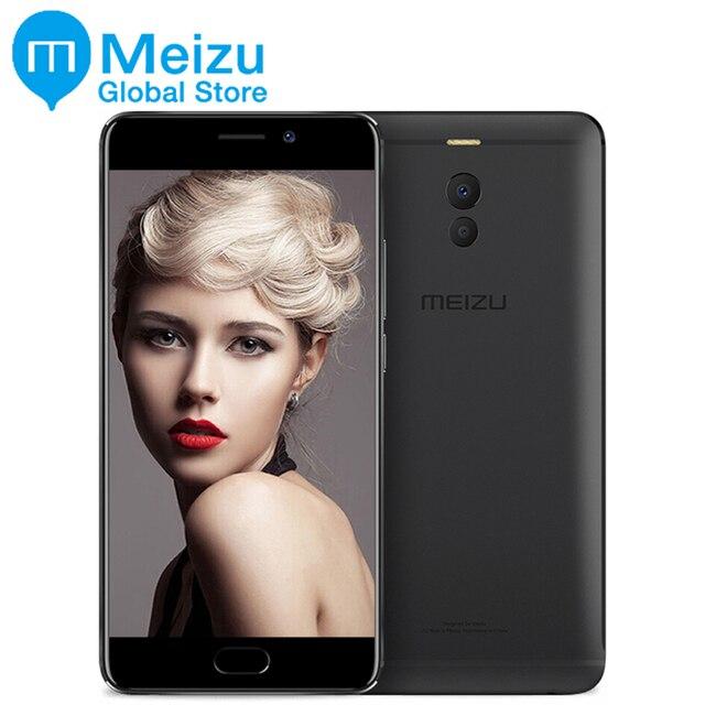 """Оригинал Meizu M6 Примечание Snapdragon 625 3 ГБ Оперативная память 32 ГБ Встроенная память 5.5 """"1080 P двойной сзади Камера 16MP 4000 мАч Android 4 г LTE смартфон"""