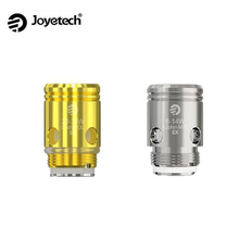 Original Joyetech EX 0.5ohm DL. Coil and EX 1.2ohm MTL. Coil E Cig Heads Fit for Joyetech Exceed D22 Atomizer 5pcs/lot