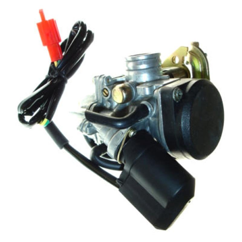 18 мм PD18J карбюратор для GY6 50CC 139QMB 139QMA Скутер Jonway 50cc в наличии|Карбюраторы|   | АлиЭкспресс