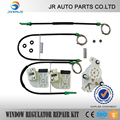 VW T5 WINDOW REGULATOR REPAIR KIT FRONT-LEFT  NEW BRAND SET ,ISO9001 FREE SHIPPING