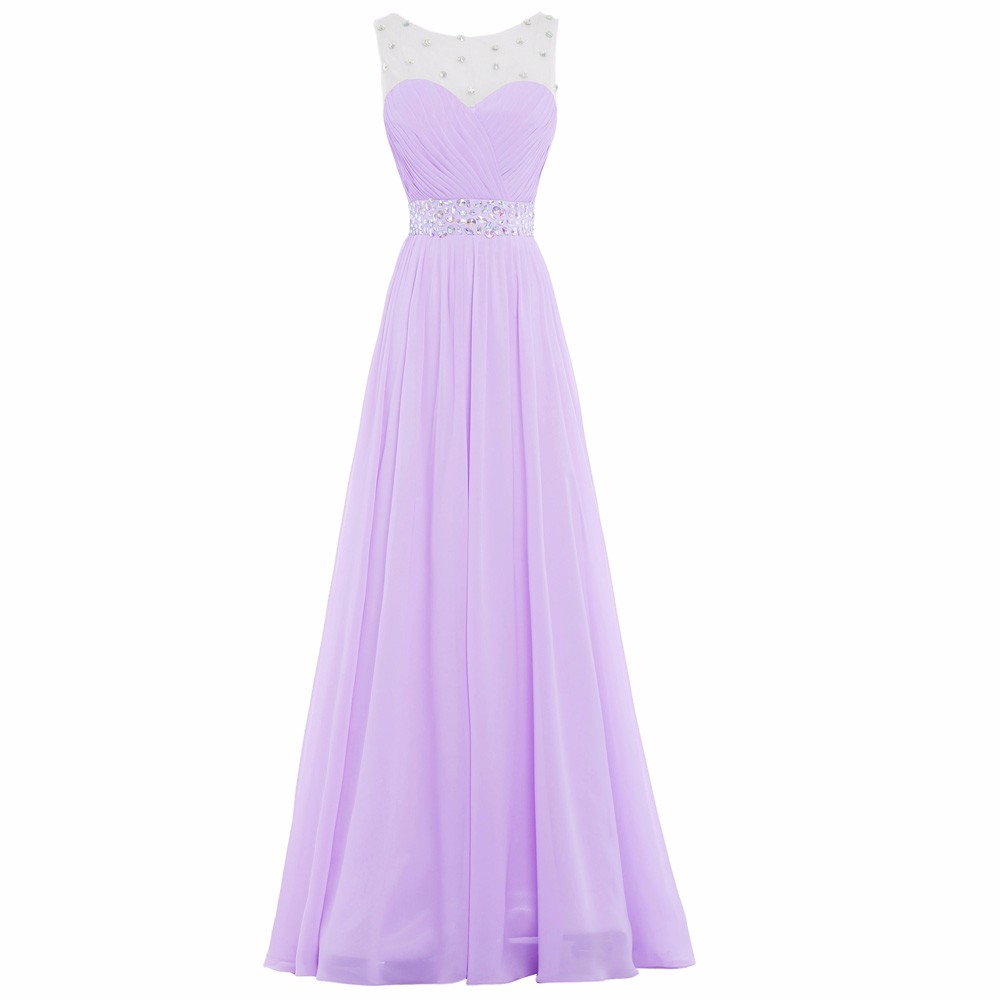 Online get cheap lavender dress alibaba for Cheap lavender wedding dresses