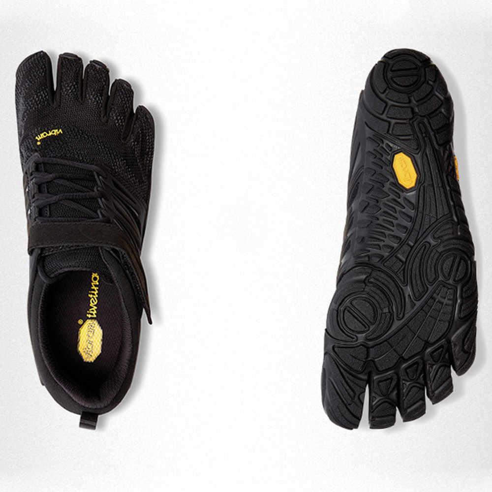 68a9f356c08 ... Vibram Fivefingers V-TRAIN men's Shoes weightlifting Fitness Squat  Training Running sports Five fingers Five ...