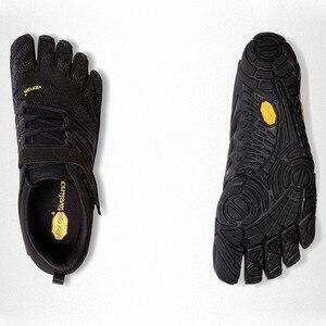 Image 4 - Vibram beş parmak V TRAIN erkek ayakkabıları halter Fitness Squat eğitim koşu spor beş parmak beş ayak ayakkabı spor
