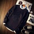 2016 мужская руна Досуг контракт популярный логотип подростков с длинными рукавами
