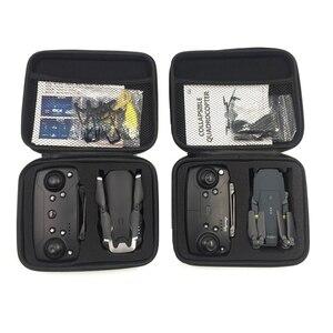 Image 2 - Sacoche pour EACHINE E58 X12 M69 M69S RC Drone accessoires coque rigide sac à main Portable sac de rangement étanche