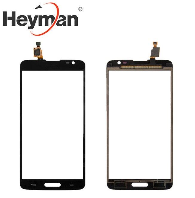 Heyman Touchscreen For LG D680 G Pro Lite,D682 G Pro Lite Digitizer Glass Panel Front Glass Lens Sensor