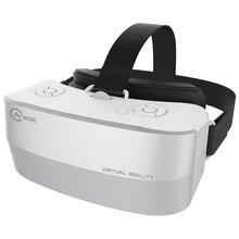 Caraok V12หุ่นยนต์4.4 All-in-One 3D VRความจริงเสมือนแว่นตาAllwinner H8 Quad Core 2กรัม16กรัมสนับสนุนWifiบลูทูธOTG TF c Ard