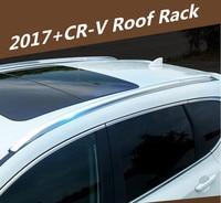 Aluminium alloy Car Roof Rack baggage luggage Cross Bar For 17 18 For Honda CRV CR V 2017 2018