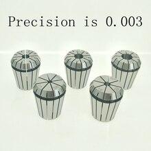 GUS  1pcs UP class high precision ER16 ER20 ER25 ER32 collet chuck 0.003 3u