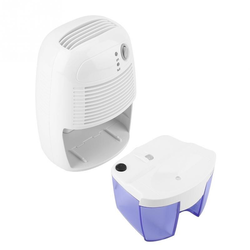 Nouveau Mini déshumidificateur, déshumidificateur absorbeur d'humidité domestique, sèche-linge, absorbeur d'humidité 100 V-240 V dehunmidifier Q021 - 5