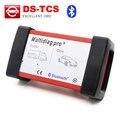 Multidiag Pro + com bluetooth TCS cdp Pro V2014.R2 ou V2014.R3 livre ativado Ferramenta De Diagnóstico para Carros/Caminhões OBD2 scanner OBDII