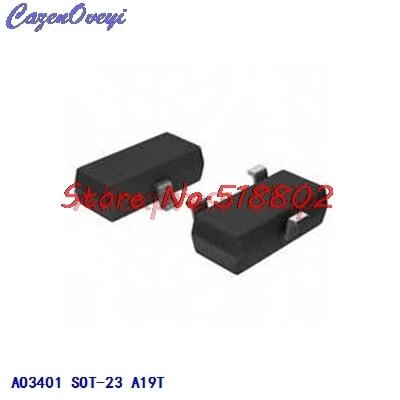 10pcs Transistor MOSFET SI2301 SI2301DS Field Effect Transistor DIY SOT-23