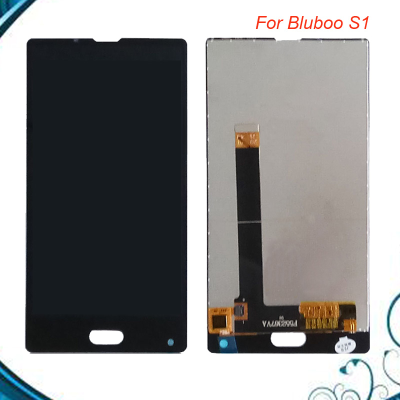 5.5inch For BLUBOO S1 LCD Display+Touch Screen Digitizer 100% Tested LCD Screen Glass Panel Assembly