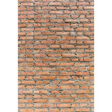 Laeacco Photo Backgrounds Red Old Brick Wall Birthday Party Wallpaper Baby Child Portrait Backdrops Photocall Studio