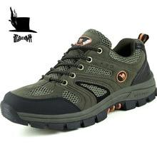 New Plus Size Men Shoes Walking Hiking Shoes Waterproof Trekking Sport Shoes Outdoor Mountain Climbing Shoes Women Sneaker 37-46