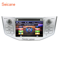 Seicane WinCE6.0 2Din 7 Car Stereo Radio GPS Multimedia Player Head Unit For Toyota Harrier Lexus RX 300 330 350 400H