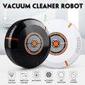 2 цвета умный электрический пылесос бытовой уборщик машина умная Роботизированная Швабра автоматический подметальный пол пыли чистящие Ро...