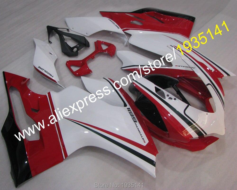 Горячие продаж,обтекатель Моды для Ducati 1199 1199S 2012 2013 2014 899 12-14 послепродажного мотоцикл обтекатель комплект (литья под давлением)