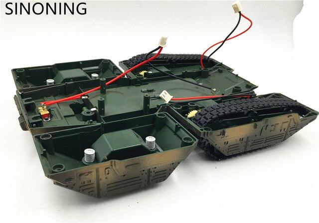 Monster Tank Robot Chassis Chrono Crawler Chassis SN2600