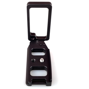 Image 5 - FITTEST Custom L Bracket Quick Release L Plate for Canon EOS R Cameras Vertical Plate Hand Grip EOS R RRS Arca swiss Compatible
