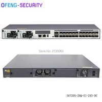 Venta caliente 100% Hua wei Original 24 puertos interruptor S6720S-26Q-EI-24S Nueva Generación SFP + 10G Gigabit Enternet Switch