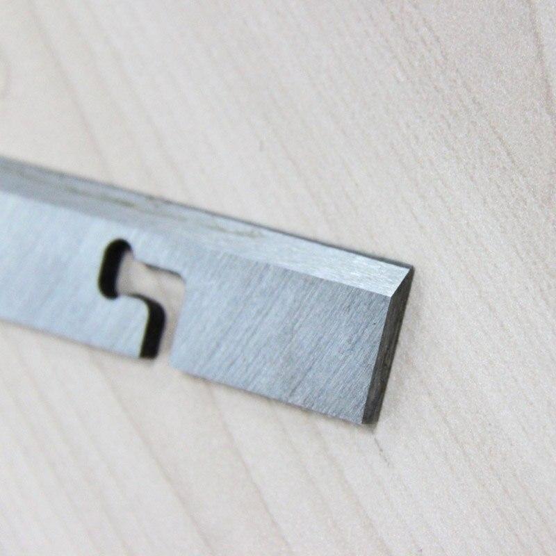 HSS Wood Strug Knifes 257x18.2x3,2 mm Ostrza do strugarki MacAllister - Akcesoria do elektronarzędzi - Zdjęcie 3