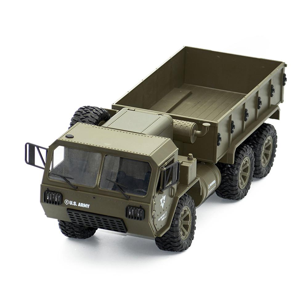 corpo e motor 1 87 4x4 chassis diy kit 02