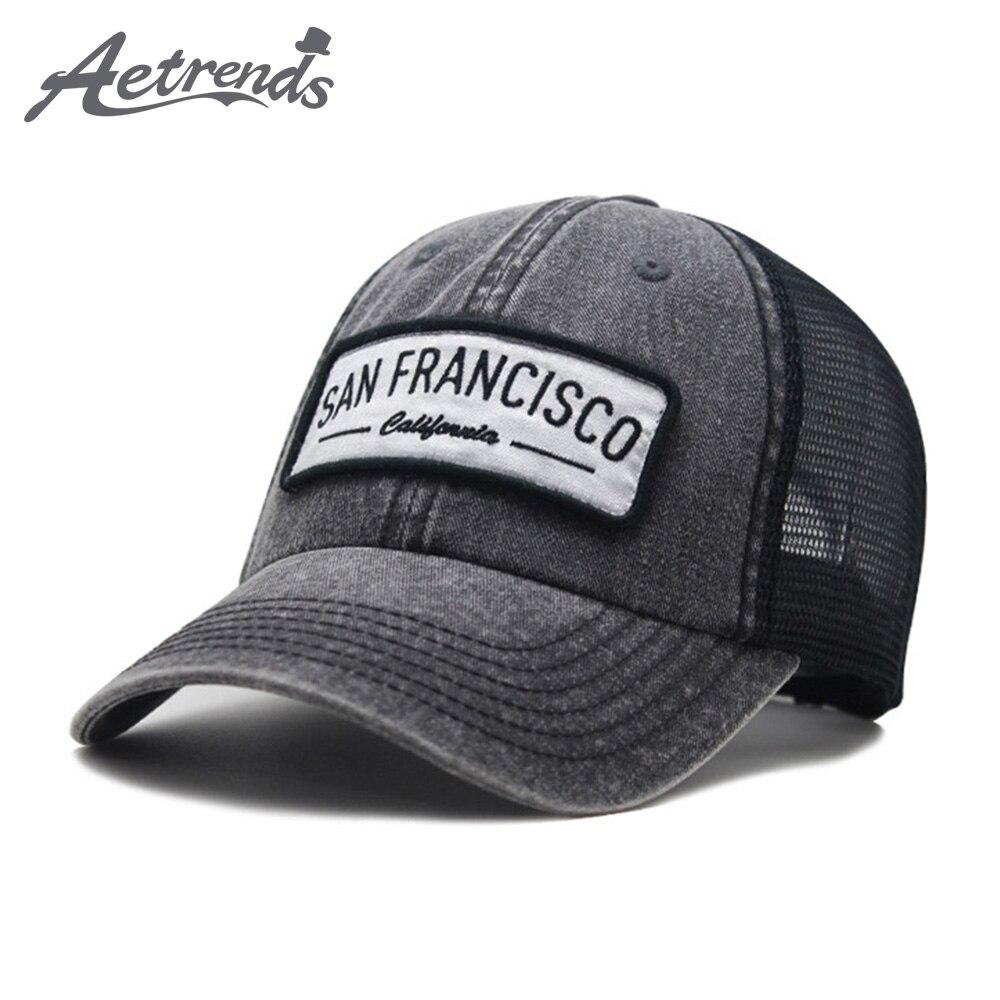 053e3096e57a [AETRENDS] sombreros de camionero de 5 colores para hombres mujeres gorra  de béisbol Gorras de ...