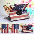 2016 New Fashion US UK Flags PU Leather Case Cover for Apple iPad mini 1 2 3 4 for iPad air 1 2 3 4 5 6 Pro 9.7 inch