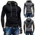 New 2016 Man Hoody Casual Sweatshirt Mens Brand Suit Fleece Hoodie Jackets Men Sportswear Men Hoodie Sweatshirt XXL
