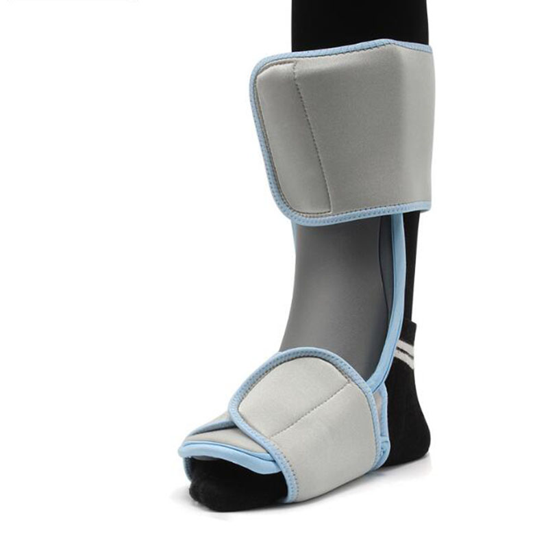 HANRIVER 2018 The new hotAnkle ligament with a fixed torn ankle foot orthoses prolapse orthopaedic trials fixed ankle fracture torn ligament sprain protection brace