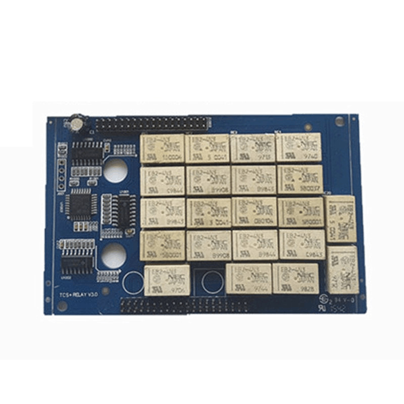 2018 Newest TCS CDP Pro Plus NEC Relay Panel /PCB Board Chip Only For TCS CDP PRO PLUS Car Diagnostic Tool цена