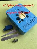 Special Purpose Fingerprint Home Button Repair Base Fixture Maintenance Platform For Iphone 7 7plus U10 IC