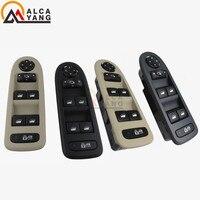 Power Window Switch Glass Lifter Switch Window Lifter Switch For Citroen c5 Peugeot 408 508 Black Beige