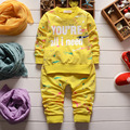 Spring new children two-piece jacket +pants clothing sets kids tracksuits boys and girls twinset sport clothes 2pcs /set  1044#