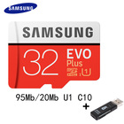 SAMSUNG Microsd Card 32GB 95Mb/s Class10 U1 Memory Card Micro SD Card Flash TF Card for Phone Computer PC SDHC SDXC U3 64G 128G
