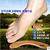 2017 Palmilhas Ortopédicos Palmilhas de Apoio Arco Do Pé Almofada Palmilha De Couro Coração Planas Ortopédicos Arch Suporta Palmilhas Sapatos Solas