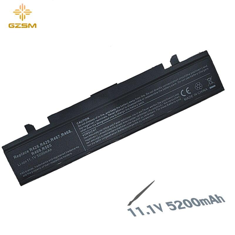 R428 GZSM Bateria Do Portátil para SAMSUNG bateria para laptop R429 AA-PB9NC6B R430 R467 R468 R528 R560 AA-PB9NC6W AA-PB9MC6W bateria
