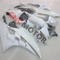 Unpainted Motorcycle ABS Injection Bodywork Fairing Cowl Kit for Yamaha YZF R6 2006 2007 06 07