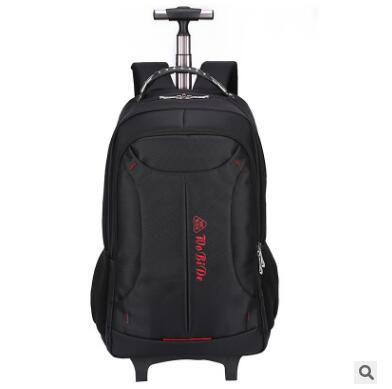 travel luggage trolley Backpacks on wheels Men Business Travel Trolley Bags Oxford Rolling Baggage Backpack bag travel Mochila travel luggage trolley backpacks on wheels men business travel trolley bags oxford rolling baggage backpack bag travel mochila
