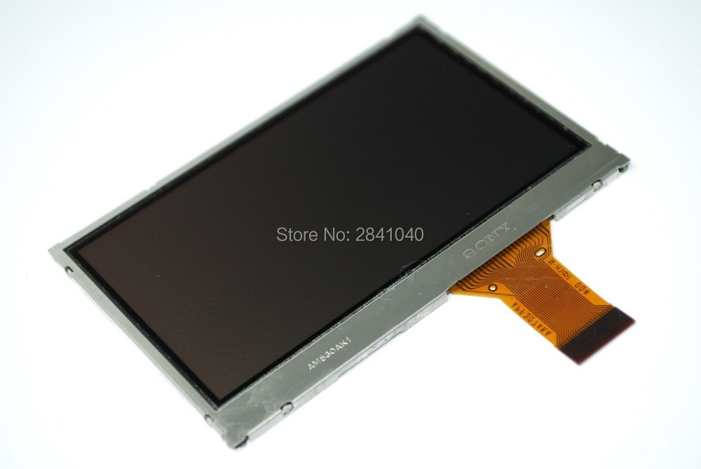 New LCD Display Screen Repair parts For Sony HDR-FX1 HDR-FX1E HVR-Z1 HVR-Z1C FX1 FX1E Z1 Z1C Video Camera sony hdr az1vr